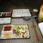 The Teppanyaki (Japanese) restaurant
