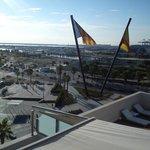 Vista desde solarium