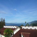 Lake Toba lookout