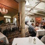 Hotel Villa Groff Breakfast Room