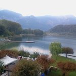 lago dalla camera