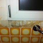 Schimmel in den Badezimmern