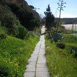 Chemin plage Angrinha