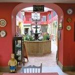 The Tea Room at Cornucopia, Harleston
