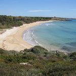 La Spiaggia della Riserva Naturale