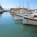 le port de Cassis 50 m de l'hôtel