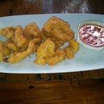 tampura de poulet