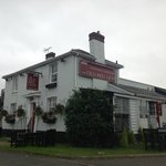 Exterior of Old Red Lion Inn