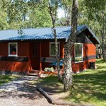 One of our 3 bedroom lodges