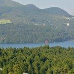 芦ノ湖の眺め