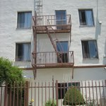Fire escape used in Pretty Woman..