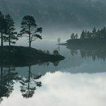 Loch Beinn a Mheadhoin in Glen Affric