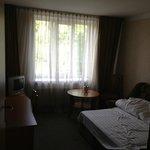 гостиная, где стоит большой раскладывающийся диван