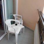 Basic balcony furniture