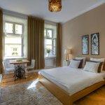 Photo de Retezova Apartments
