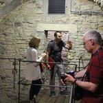 Tour guide Marek
