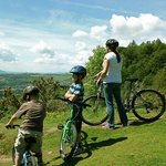 Why not try Mountain Biking - bring your own or hire locally