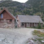 Chalet lodging outbuildings