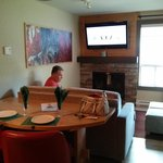 living and diningroom