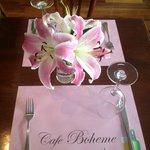 Bilde fra Cafe Boheme