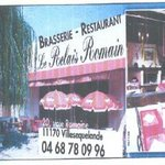 Restaurant le Relais Romain  canal du midi