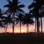 Miami morgens um 7 am