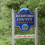 Located in historic Bedford, Virginia