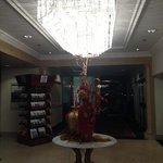 Hall de entrada Hotel