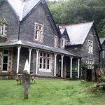 Main House.