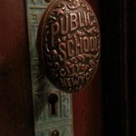 Enchanting doorknobs