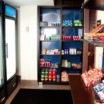 Suite Shop with Snacks and Convenience Items
