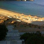 παραλία Βαγιάς