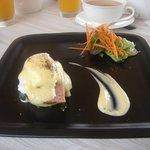 Benedict Eggs - Breakfast
