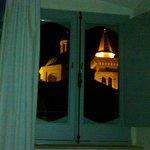 "cupola dalla finestra ""notturna"""