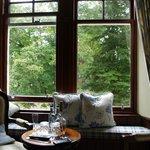Window seat - Tulchan room