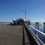 Pier Bistro on the pier!