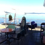 Outside Seating--Pier Bistro