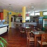 cafe - next to main restaurant