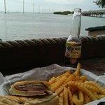 Cuban Sandwich w/ fries