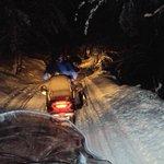 Caminho para El Refugio en Arelauquen