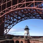 Fort Point was here before the Golden Gate
