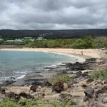 The beach in Lanai