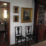 Main house, lounge