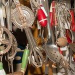 Old fun kitchen tools!