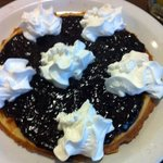 berry patch waffle