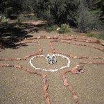 Sedona Divine Heart Wheel at Sedona Rouge Hotel & Spa