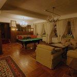 Billiards/games room