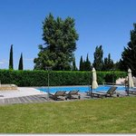 Pool 8 x 12 m²