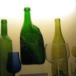antique wine bottles