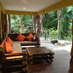 Porch At Garden Suite